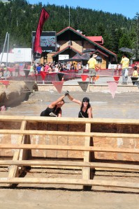 Muddy mayhem - Warrior Dash 2012