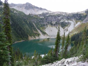 Lake Ann, Maple Loop Pass