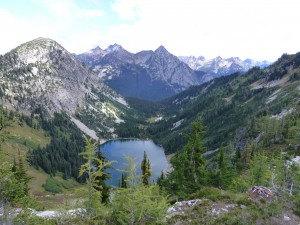Lake Ann, Maple Pass Loop
