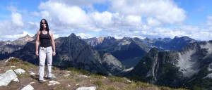 Frisco Peak, Maple Pass Loop