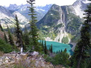 Rainy Lake, Maple Pass Loop
