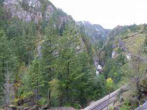 Cheakamus Canyon
