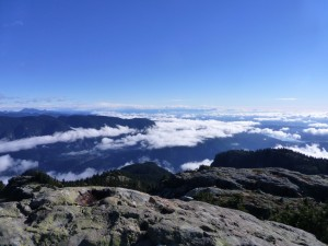 First Pump Peak, Mount Seymour