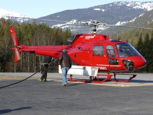 Blackcomb Aviation heli