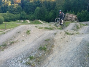 Burnaby bike skills park